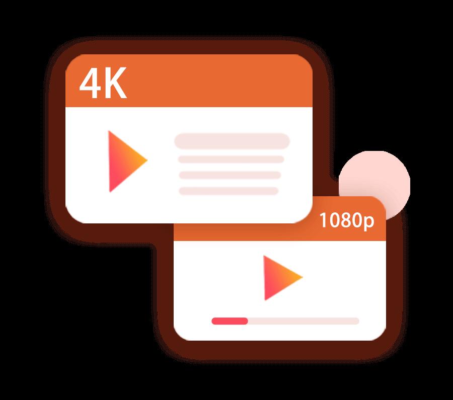 InsTube 4K Video Downloader App for Android