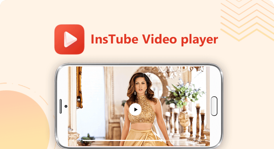 InsTube video player